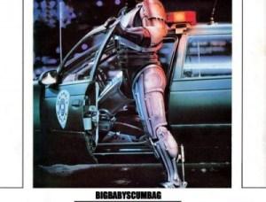 Big Baby Scumbag - Robocop